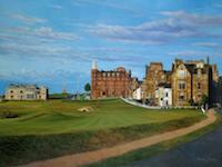 Chorley	St Andrews - The Road Hole - LARGE- 15