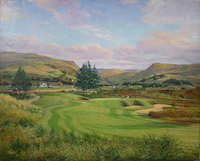 Shearer - Gleneagles - PGA Centenary Course - 1st hole - OPEN EDITION - 10