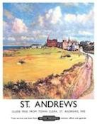 St Andrews - BRITISH RAILWAYS - 10