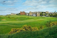 Chorley	St Andrews - The Old Course - LARGE-15
